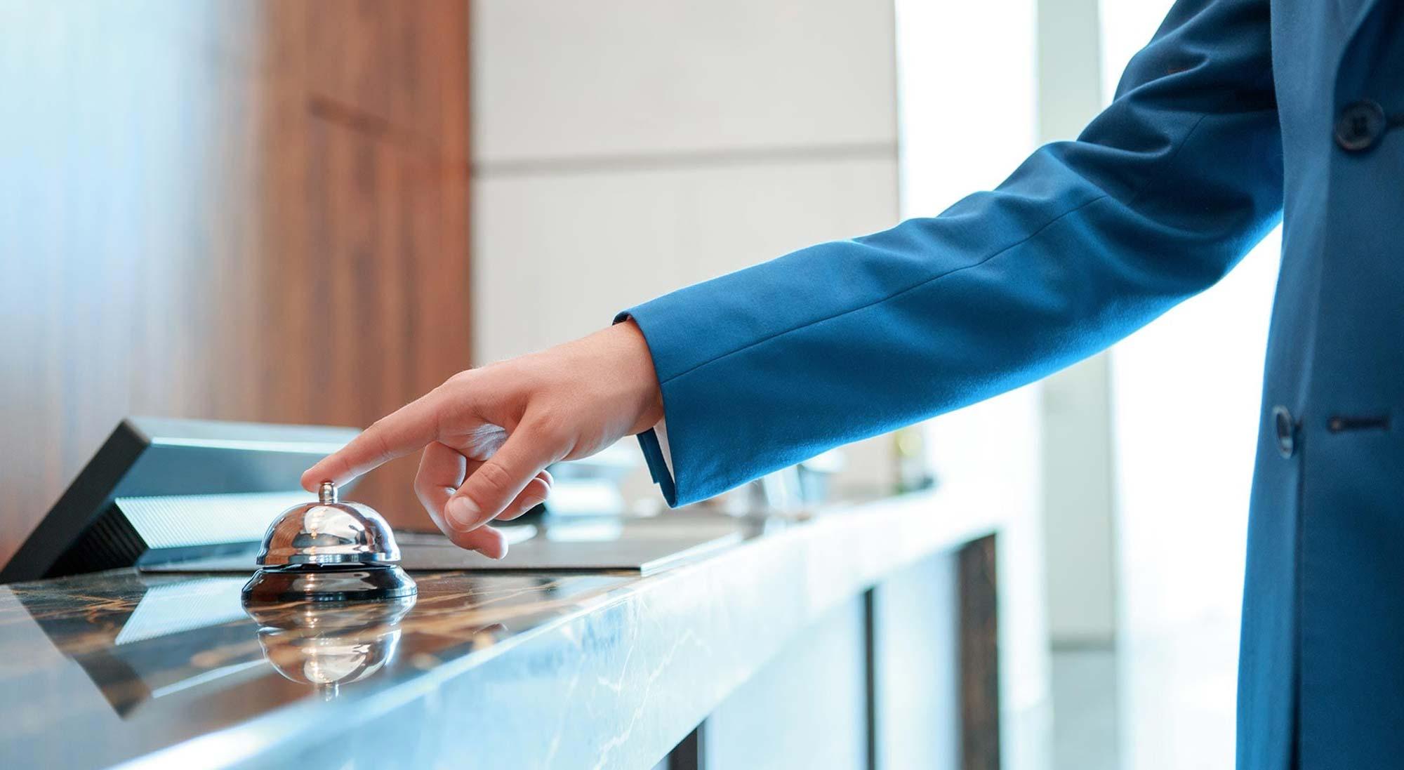 24 Hours Concierge Service